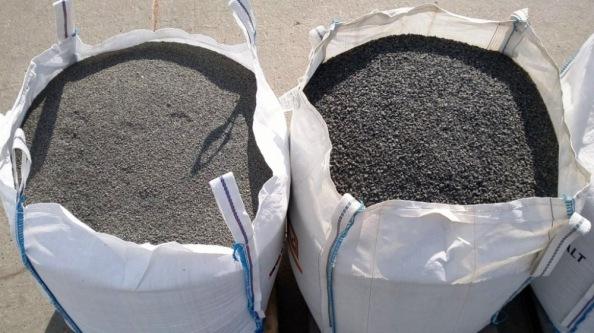 sand kies basalt im big bag. Black Bedroom Furniture Sets. Home Design Ideas